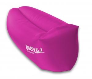 Der LayBag in pink