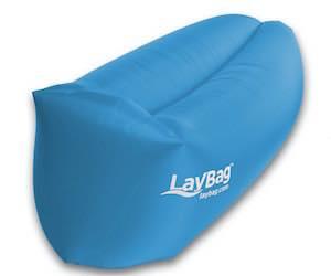laybag blau