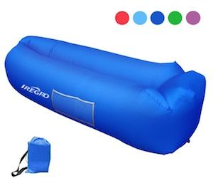 Iregro Luftcouch in blau